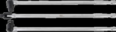 Flexible Handle external square 20 mm (3/4) 630 mm