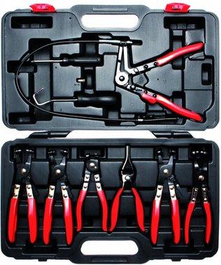 Hose Clamp Pliers Set 10 pcs