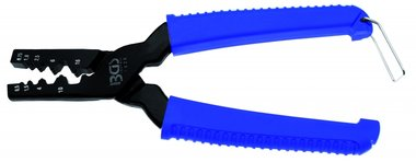 Crimping Tool for Cable End Sleeves, up to 16 mm²