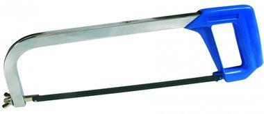 Expert Hacksaw Frame, Tubular Square Frame, incl. 300 mm HSS-Hacksaw Blade