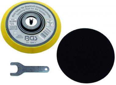 Hook and Loop Pad for BGS 3290 / 8688 diameter 150 mm