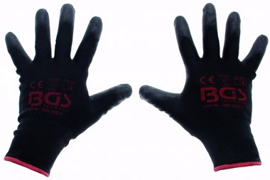 Mechanics Gloves, size 9 / L
