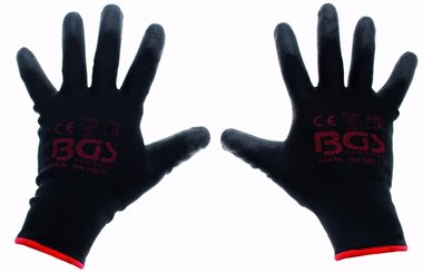 Mechanics Gloves, size 11 / XXL