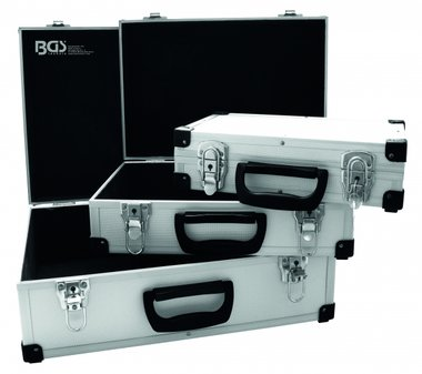 Aluminium Tool Case Set 3 pcs