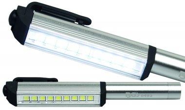 Aluminium LED Pen with 9 LED