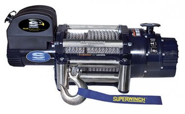 Talon 125I-12V electric winch