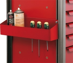 Spray can holder for Tool trolley Practical