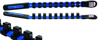 1/2 Socket Rail - 9 Clips