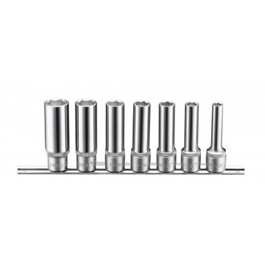 1/2 6-point Deep socket set 7pc