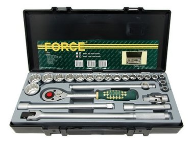 1/2 Socket set SAE 24pc
