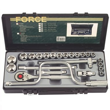1/2 Socket set 24pc