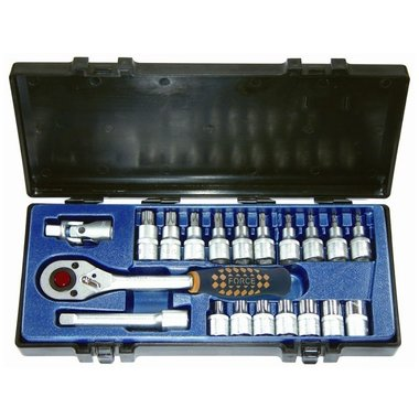 1/2 Star socket set 20pc