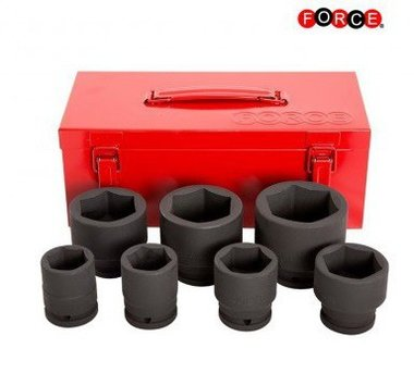 3/4 Impact socket set 7pc