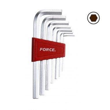 Hex key set SAE 7pc