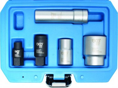 5-piece Socket Set for Bosch Distributor Injection Pumps
