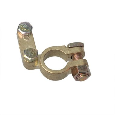 Battery terminal clamp (+) standard