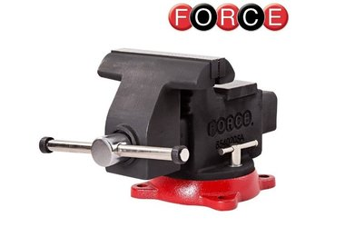 Heavy Duty Bench Vise 125 mm