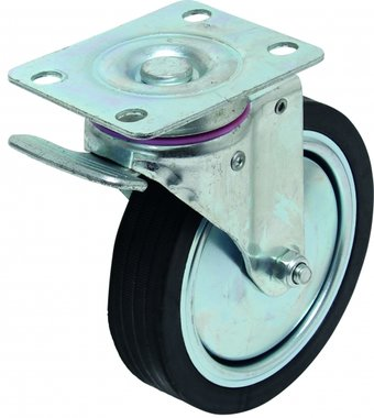 Caster Wheel for Workshop Trolley BGS 2001