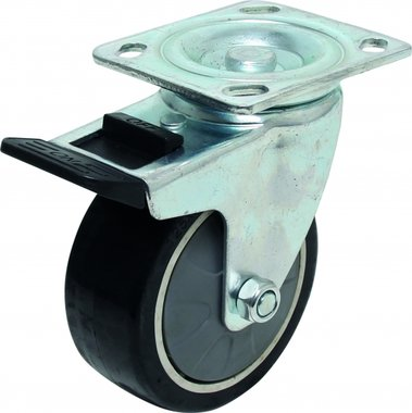 Caster Wheel for Workshop Trolley BGS 4110