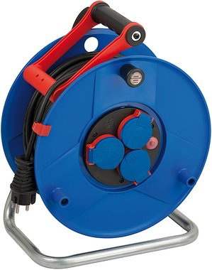 Guarantor IP44 cable reel 25m