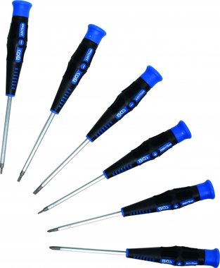 6-piece Precision Screwdriver Set