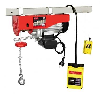 Electric hoist 125 / 250kg