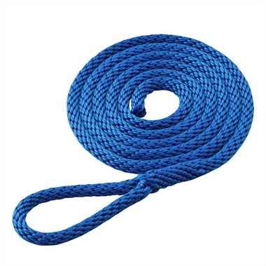 Fender line 1,5m, birotex, blue