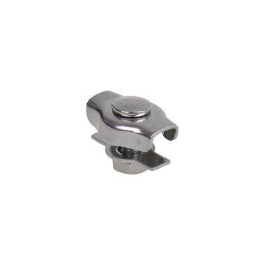 Simplex clip 2mm, A4 RVS AISI 316