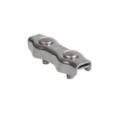 Duplex clip 3mm, A4 RVS AISI 316