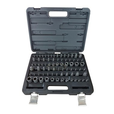 Master Torx® & Torx Plus® Set 77pc