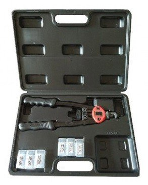 Hand Riveter Gun Kit M3 - M10