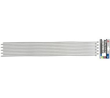 10-piece Cable Tie Set 8.0 x 1000 mm