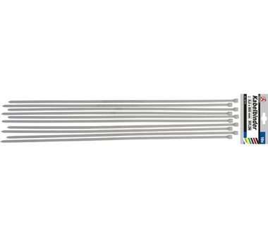 10-piece Cable Tie Set 8.0 x 800 mm