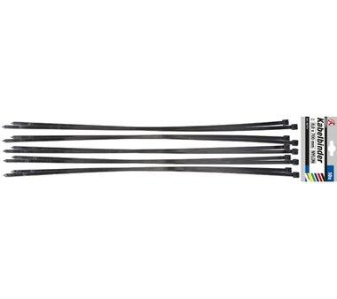 10-piece Cable Tie Set 8.0 x 700 mm
