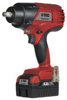 High Torque Impact Wrench 18V Li-Ion