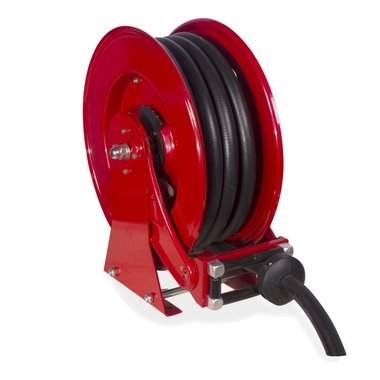 Diesel hose reel 3/4 20 bar