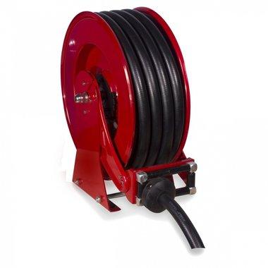 Diesel hose reel 3/4, 20 bar-15m