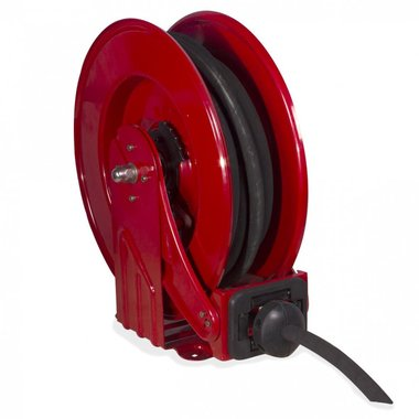 Oil hose reel 150 bar