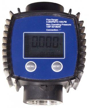 Adblue digital counter 100l/min