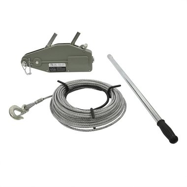Wire rope pulling hoist 800kg