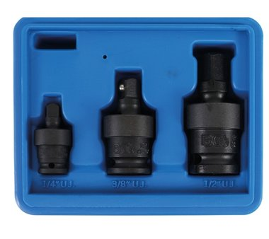 Impact ball joint set | 3 pcs.