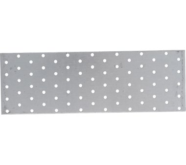 Steel plate with holes | 300 x 100 mm