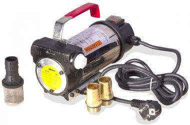 Diesel pump 230 v