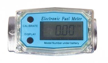 Digital counter for diesel