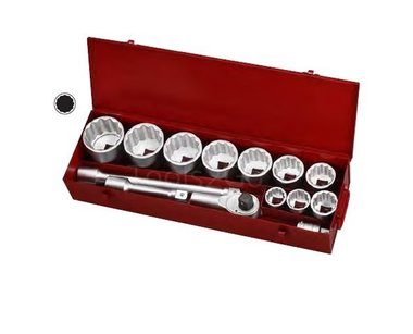 1 12pt. Socket set 14pc