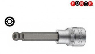 1/2 Hex ball point socket bit (100mmL)