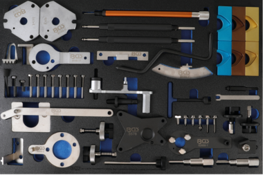 Tool Tray 3/3: Engine Timing Tool Set for Fiat, Alfa, Lancia, Opel, Suzuki, Ford