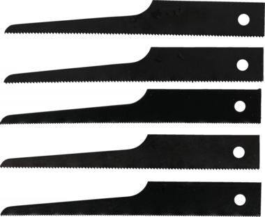 Saw Blade Set | for BGS 3400 | 5 pcs.
