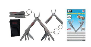 Multifunctional tool 8-in-1