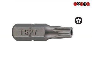 1/4 Five-sided star tamper bit TS15